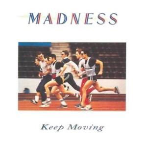 Keep Moving von Madness (2013), Vinyl, Neu OVP