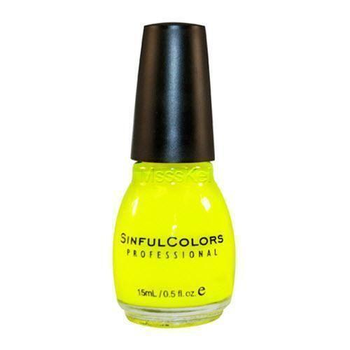 Sinful Colors Nail Polish Neon