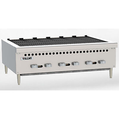 Vulcan Charbroiler Vcrb36 - Restaurant Series Gas Radiant Charbroiler 36w