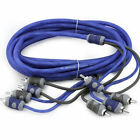 KICKER 10-14ft Car Audio & Video Interconnect Cables