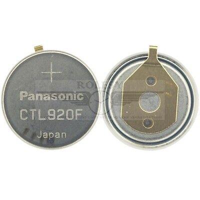 Citizen Ecodrive Capacitor Panasonic CTL920F U106 U107 U200 U600 U680 U700 U706
