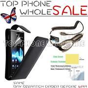 Sony Xperia U Flip Case
