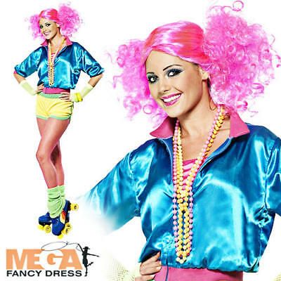 - Roller Disco Fancy Dress Kostüme