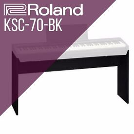 Roland KSC-70-BK Stand for FP-30 Piano Black..............Brand New