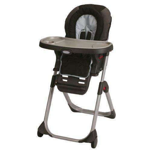 Graco DuoDiner LX Baby High Chair, Metropolis