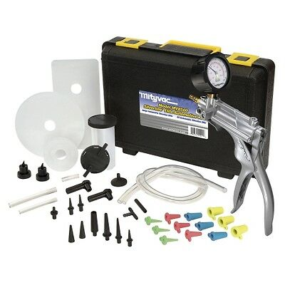 Silverline Elite Hand Vacuum / Pressure Pump Automotive Kit MITMV8500 Brand New! ()