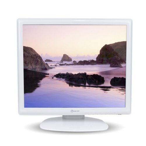 Hannspree Logo: White LCD TV