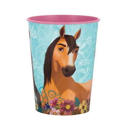 SPIRIT RIDING FREE REUSABLE KEEPSAKE CUPS (2) ~ Birthday Party Supplies Favors
