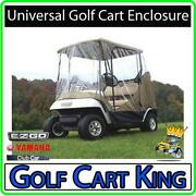 EZGO Golf Cart Enclosure