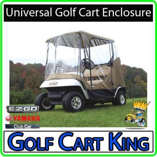 EZGO Golf Cart Enclosure | eBay Yamaha Golf Cart Enclosure Cover on yamaha golf cart seat cover, yamaha drive golf cart, yamaha ez go golf cart enclosure,
