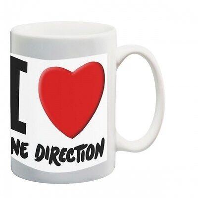e Richtung' Keramik Tee/Kaffeetasse Brandneue Geschenkidee (One Direction Tassen)