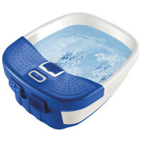 Homedics Bubble Bliss Deluxe Foot Spa With Heat - NEW