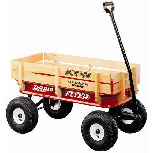 Radio Flyer Wagon Atw Ebay