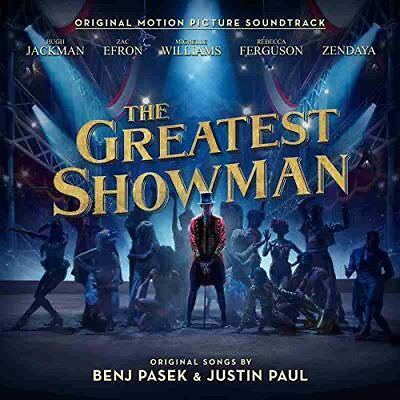 The Greatest Showman  Original Motion Picture Soundtrack  Fast Shipping