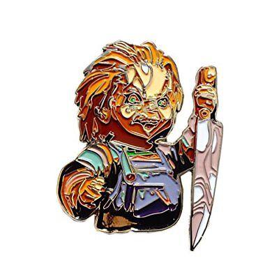 Cult of Chucky Doll Collectible Killer Horror Alternative Art Movie Pin