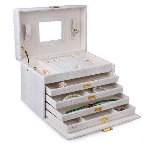 Extra Large Jewelry Box