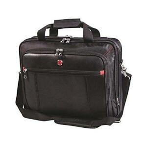 Swiss Gear SWA5102 17.3 inch Laptop Case / Bag, with RFID Protection, Black (New Other)