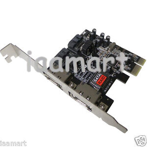PCI-e-PCI-express-to-eSATA-SATA-RAID-Sil3132-3132-controller-Card-Adapter