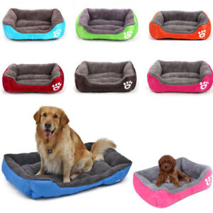 NEW PET BED DOG BED CAT BED BLANKET BED Puppy Cushion  Soft Warm