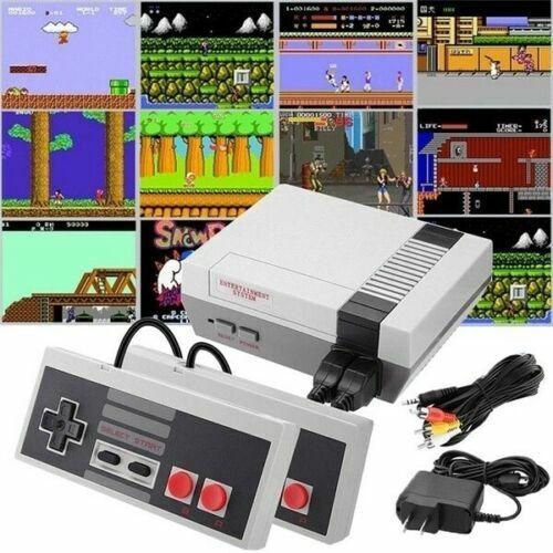 Mini Retro Game For Nintendo NES Console Built-In 620 Classi