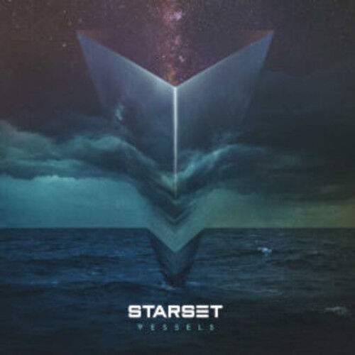 Starset - Vessels [New CD]