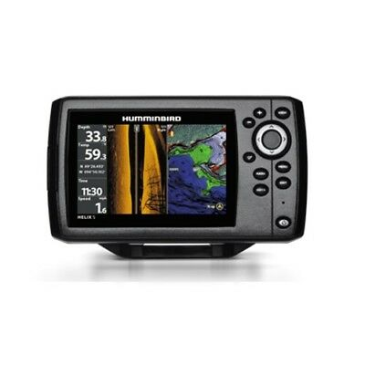 Humminbird HELIX 5 CHIRP SI G2 Side Imaging Sonar / GPS / Plotter  Side Imaging Sonar
