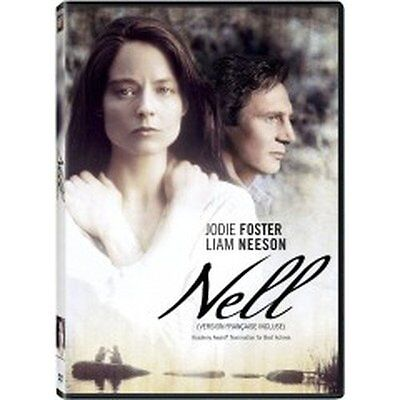 NELL DVD Jodie Foster Film Liam Neeson Natasha Richardson Richard Libertini Nick