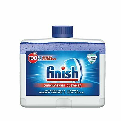 NEW Affresh Finish Dishwasher Cleaner Dual Action Fight Grease & Limescale Fres
