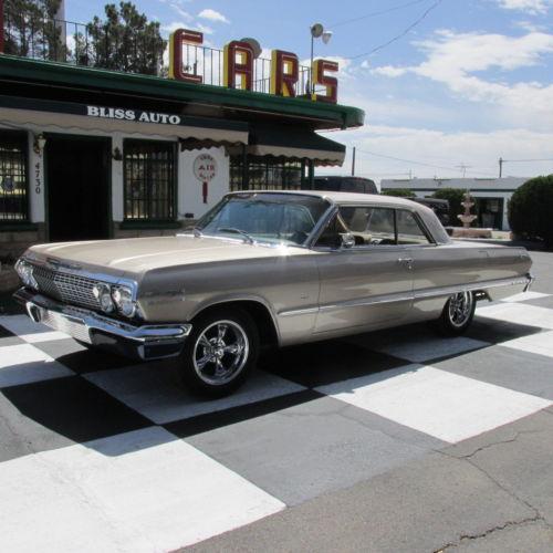 1963 impala ebay. Black Bedroom Furniture Sets. Home Design Ideas