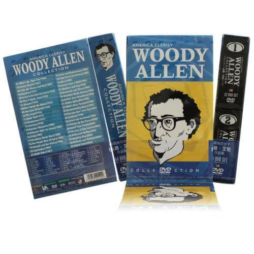 Woody Allen Dvd Dvds Amp Blu Ray Discs Ebay