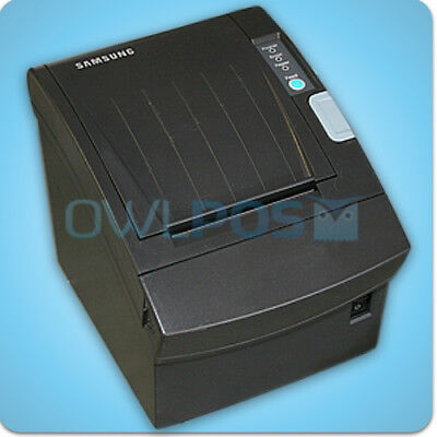 Samsung Bixolon Srp-350 Usb Pos Thermal Receipt Printer Ps Refurb Srp350