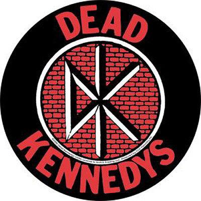 Dead Kennedys - Bricks Logo Sticker