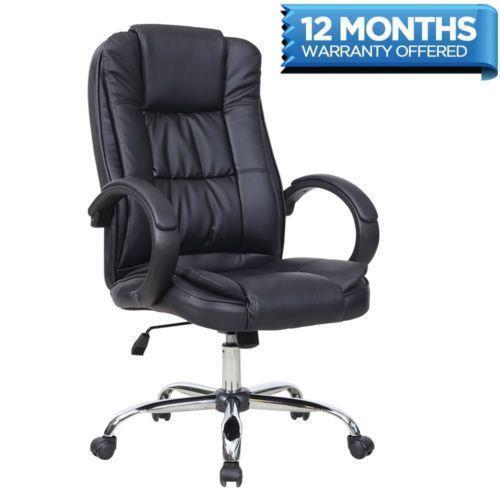 heavy duty office chair | ebay
