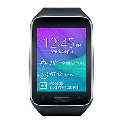 Samsung Galaxy Gear S R750T T-Mobile  Excellent Condition Smart Watch