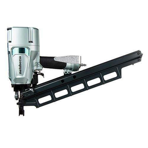Metabo-HPT NR83A5 Round Head Framing Nailer w/ Depth Adjustm