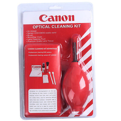 Professional Lens Cleaning kit for Canon Nikon Sony DSLR Camera 7in1