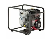 BRIGGS & STRATTON WP2-60 WATER PUMP, BALLYNAHINCH, DRUMANESS