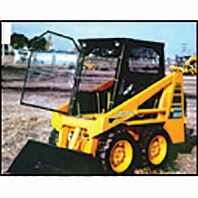 All Weather Enclosure Skid Steer Loaders M Series Compatible With Bobcat S650