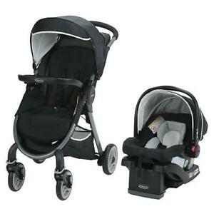 Graco - Système Voyage Fast Action Fold 2.0 - Mullaly