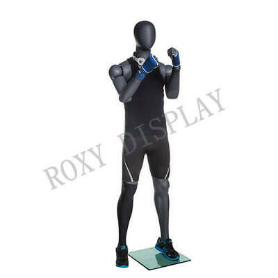 Male Sports Mannequin Dress Form Display With Flexible Arms Mz-ni-mfxg