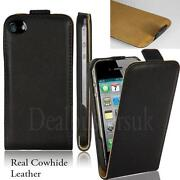 Flip Leather Cover for iPhone 5