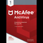 McAfee Computer Software in Multilingual