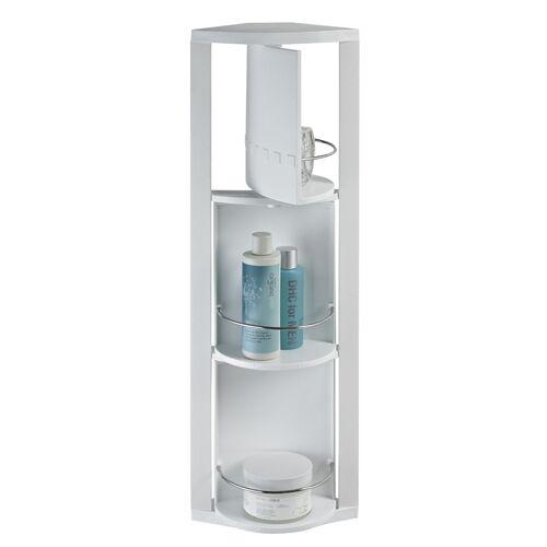 Rotating Corner Bathroom / Shower Cabinet / Unit