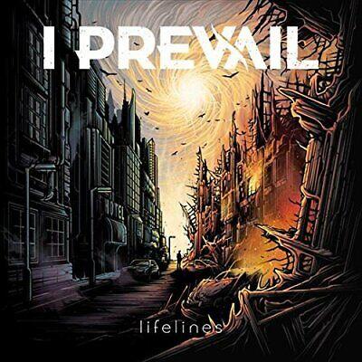I PREVAIL-LIFELINES CD NEW