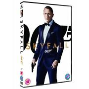 James Bond Skyfall DVD