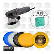 Buffer Polisher Polishing Tool Kit