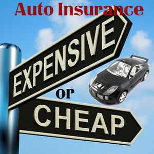 Cheap Auto Insurance for new drivers, for high risk drivers