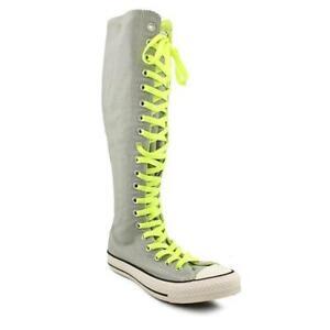 converse knee high boots. womens knee high converse boots