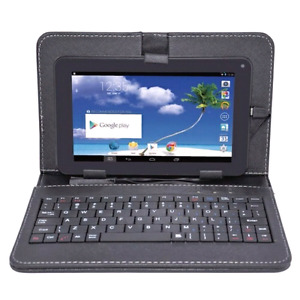 """Brand New Proscan 9"""" Android 5 Tablet W/Keyboard."""
