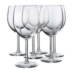Ikea Svalka Wine Glass - pack of 18